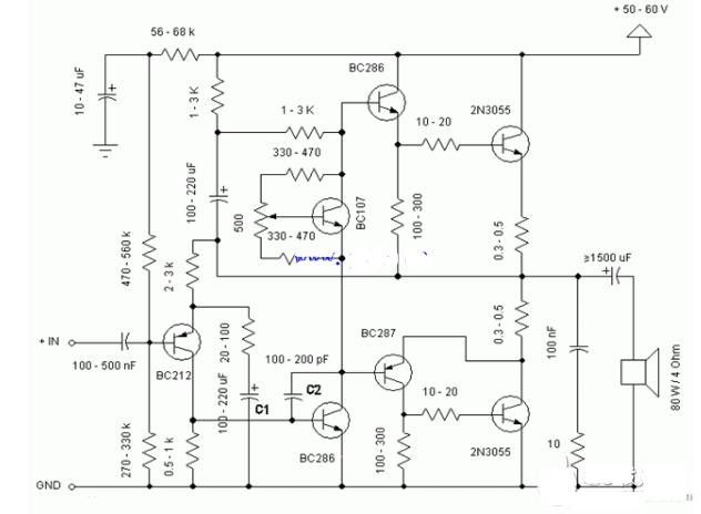 Darlington Transistor Amplifier Related Keywords Suggestions
