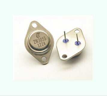 2N3055 transistor image