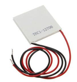 TEC1-12706 Thermoelectric Peltier Cooler, How to Use It?_