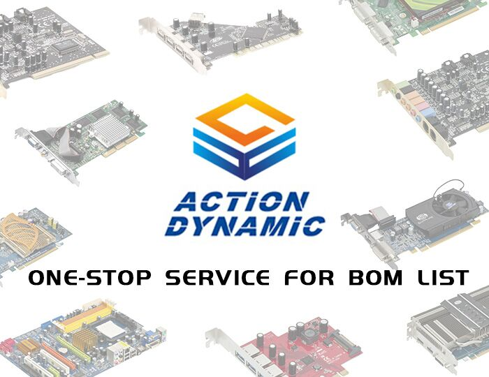 Electronic Components Products List - from Action Dynamic