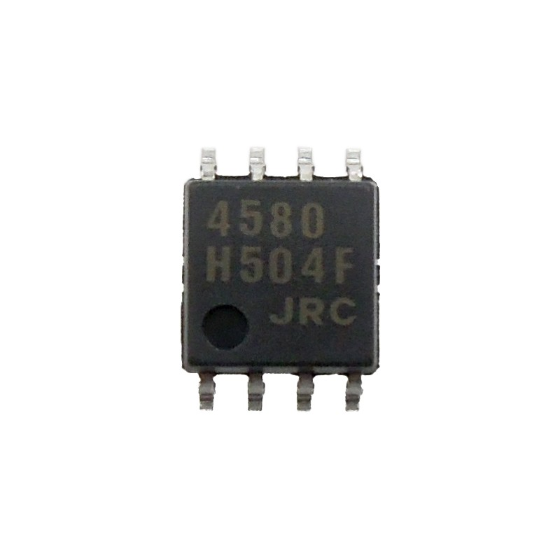 Buy NJM4580M Amplifier ICs - from Supplier KCT ELECTRONICS